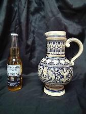 Jarra de cerveza de porcelana, Alemania Echternach 1,5 litros
