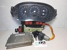 Kit Chiave ECU Centralina Motore Renault Clio 1.4 16V E7J 77 HOM 7700108814