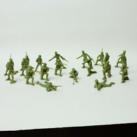 Vintage TimMee Army Men Toy Soldiers Lot of 20 (Random Selection) FREE SHIPPING!