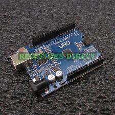 Arduino UNO R3 Compatible & USB Cable ATMEGA328P CH340 US SELLER FAST SHIP