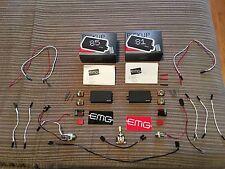 EMG 81and 85 Active Pickups With EMG 3 Way Toggle