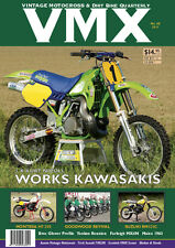 VMX Vintage MX & Dirt Bike AHRMA Magazine - Issue #48