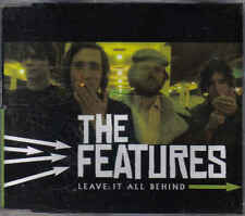 The Features- Leave it all Behind cd single