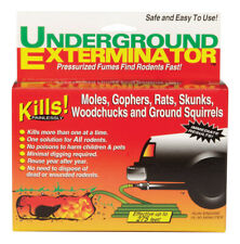 Manning Underground Exterminator For Rodents Animal Repellent Exhause Pipe Hose