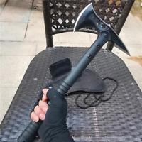 Tomahawk Tactical Axe Survival Machete Army Outdoor Hunting Camping Hatchet Axe
