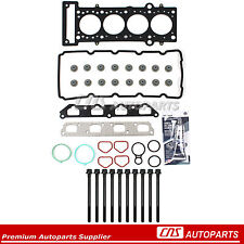 Head Gasket Set Bolts Fits 02-08 Mini Cooper Supercharged 1.6L W10B16A W11B16A