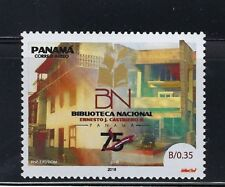 PANAMA 2018 NEW BIBLIOTECA NACIONAL - NATIONAL BOOKSTORE - MNH