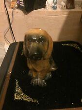 More details for unbranded dog figurine - bloodhound