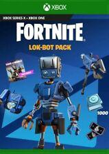 Lok-Bot Pack + 1000 V-Bucks Challenge (XBOX One/X) USA/EU Key