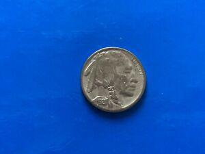 1921 S Buffalo Nickel 5 Cents
