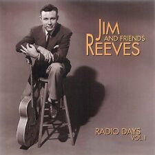 Radio Days, Vol. 1 [Box] by Jim Reeves (CD, Jan-1999, 4 Discs, Bear Family Records (Germany))