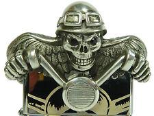 Zippo Ghost Rider 3D limited Edition Death in Acrylwürfel limitiert 2005399  NEU
