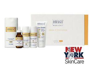 Obagi C FX System Normal Dry Skin Brightening System with Arbutin new