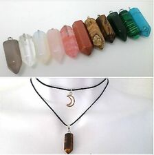 Handmade Baguette Costume Necklaces & Pendants
