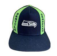 Seattle Seahawks New Era 9FIFTY Snapback Trucker Hat - NFL - Cap