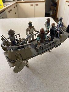 Star Wars Desert Skiff & Figures Vintage