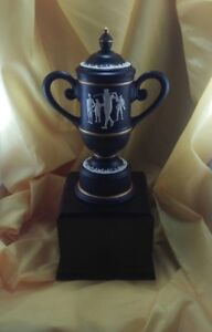 "Cameo Cup 15"" Golf Trophy Award . Free Custom Engraving."