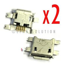 2X Tivax MiTraveler 10Q8 10.1 Tablet Dock Connector Charging Port Repair Part