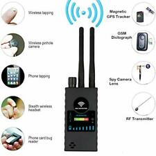 Anti-Spy Detector,Wireless Rf Signal Finder Gsm Eavesdropping Audio Bug Detector