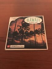 View-Master ISLAND OF HAWAII The Orchid Island A127 - 3 Reel Set