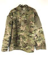 Multicam OCP Jacket Army Combat Uniform Coat Insect Flame Resistant LARGE REG
