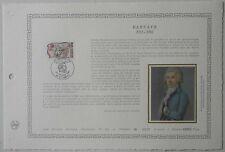 Document Artistique DAP 852 1er jour 1989 Barnave Personnage Historique