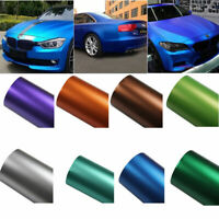 Auto Car PVC Ice Vinyl Wrap Body Sticker Decal Film Sheet Vehicle DIY More size