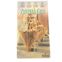 Ziegfeld Girl VHS Video Tape Movie - James Stewart - Judy Garland - NEW!