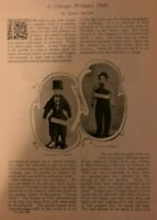 1902 Doll Collection of Chicago Collector Mrs. Washington Hesing  illustrated