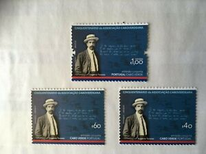 PORTUGAL Cabo Verde - Joint issue - emissão conjunta 2020 - completa com 3 selos