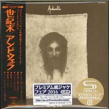 ANDWELLA-WORLD'S END-JAPAN MINI LP SHM-CD Ltd/Ed G00