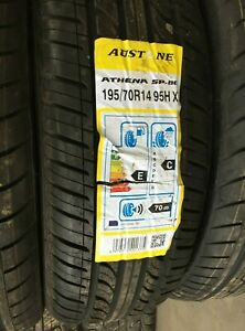 195 70 14 1957014 95H XL AUSTONE NEW TYRE MOBILE FITTING SERVICE