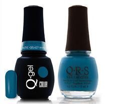 Gel & Polish QRS Beauty Combo MAT427 Hypnotic (Neon Dark Green)