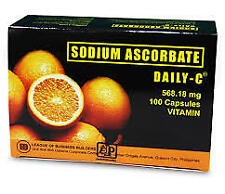 Daily - C Sante Barley (568.18mg 100 Capsules Vitamin)
