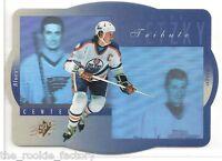 1996-97 SPx #GT1 Wayne Gretzky Tribute HOF | Oilers | Blues | LA Kings