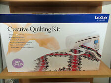 Brother creative quilt kit for innovis 1100,1300,1800