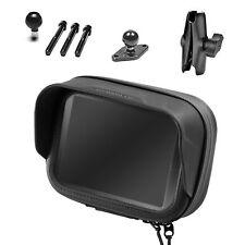 RAM Motorrad Halterung Tasche PDA NAVI GPS Blendschutz