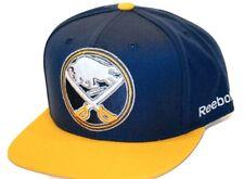 Buffalo Sabres Reebok NF74Z NHL Team Logo Snapback Hockey Cap Hat