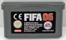 Nintendo Game Boy Advance GBA - FIFA 06 + FIFA Football 2004