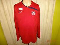 FSV Mainz 05 Original Nike Freizeit- Training Sweatshirt/Pullover Gr.XL TOP