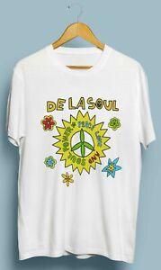 DE LA SOUL Damen shirt Kinder shirt DE LA SOUL 3 FEET HIGH Herren T-shirt