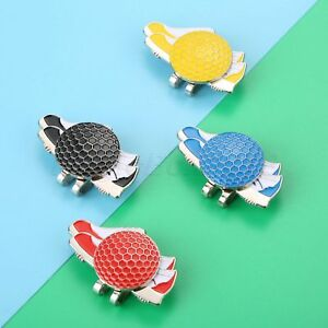 Shoes Design Magnetic Hat Clip With Golf Ball Marker Gift Golfers Pack Of 1