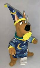 SCOOBY DOO WIZARD PLUSH DOLL (8 Inches Tall, Dated 1998)