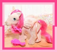 ❤️My Little Pony MLP G1 Vtg 1985 Heart Throb So Soft Pegasus Hearts Flocked❤️