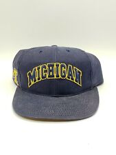 Vintage Captivating Headgear Snapback Michigan Hat