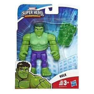 "Playskool Heroes Marvel Super Hero Adventures 5"" Hulk Action Figure"