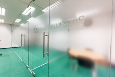 Office Glass Partitions (including professional Installation)