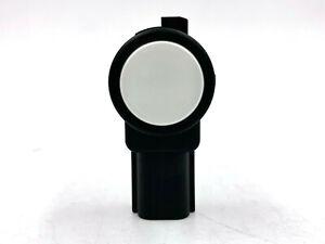 OEM 12-15 Tesla Model S Front Parking Sensor Assist PDC 1014388-05-A Pearl White