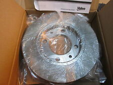 CITROEN SAXO XSARA ZX REAR BRAKE DISC VALEO 186416