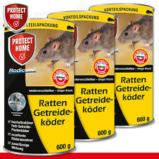 Protect Home 3 x 600 Outil Rodicum Ratten Appât